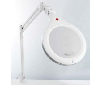 Ultra Slim Magnifying Lamp