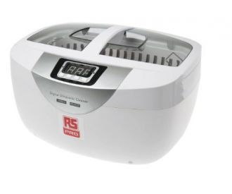 ULTRASONIC CLEANER 50W 2.5 LTR WITH LID